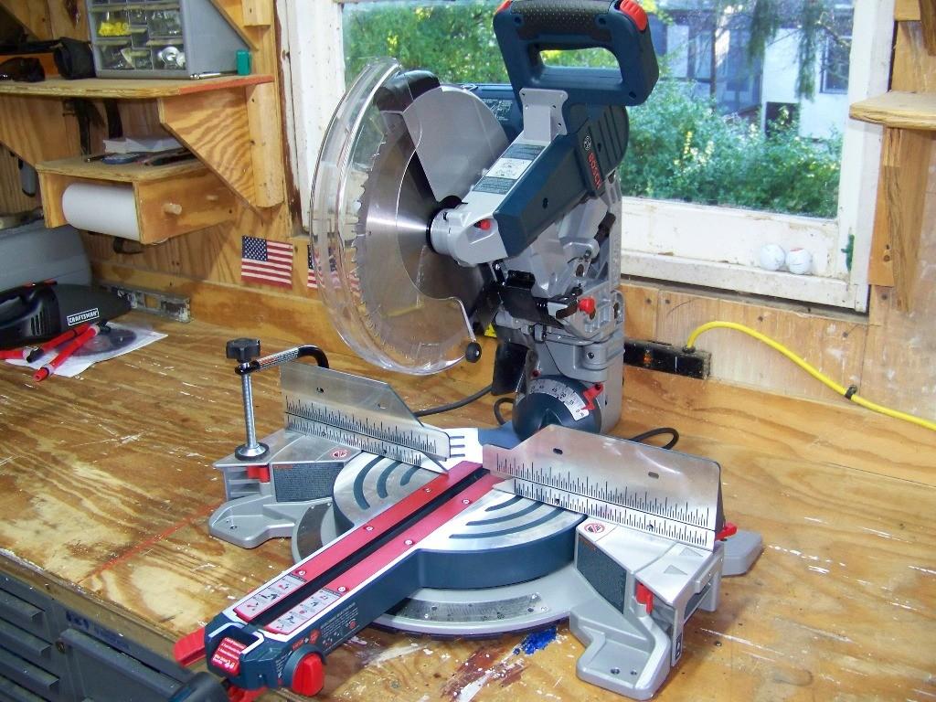 Bosch Glide Miter Saw Review – GCM12SD
