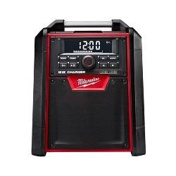 Milwaukee M18 Jobsite Radio Added to the Ultimate Tool Bag