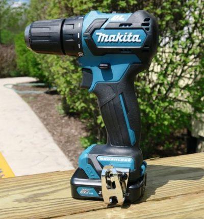 makita fd07r1 12v brushless drill driver. Black Bedroom Furniture Sets. Home Design Ideas