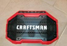 Craftsman V20 Bluetooth Speaker Review