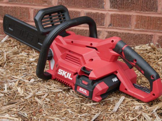 Skil 40V Chainsaw