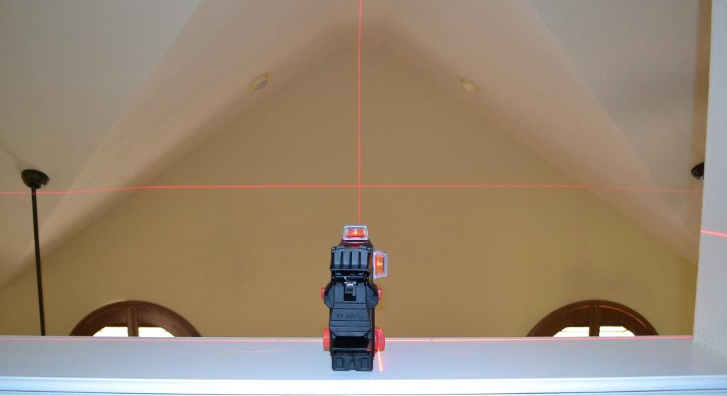 Bosch 360 Laser Level Review