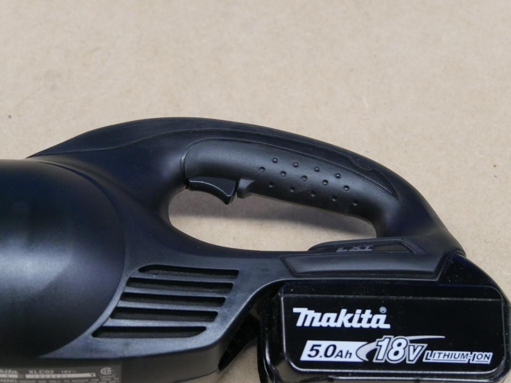 Makita Cyclonic Cordless Vacuum