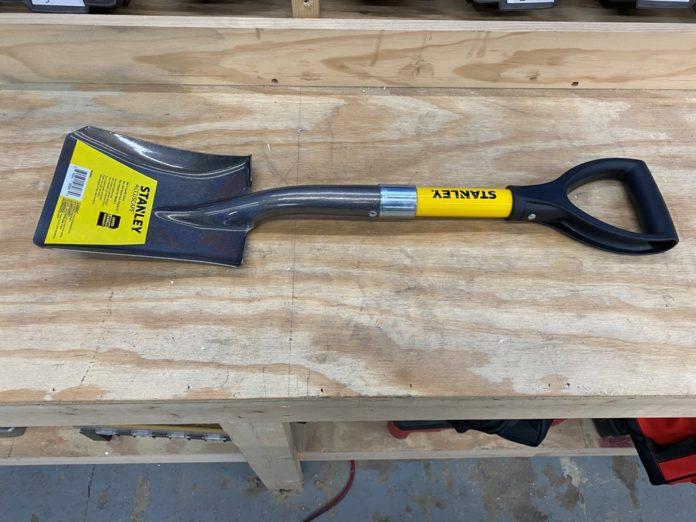 Stanley Mini Shovel